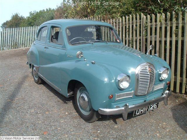 Austin 1922 1960 S Models Car Photos Vision Motor