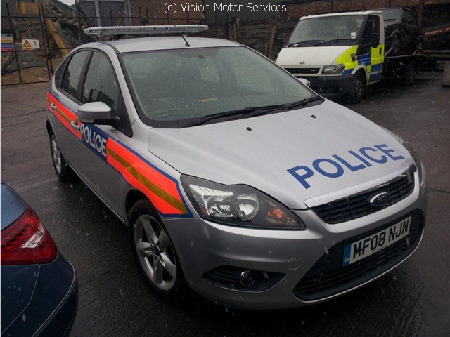 Ford police cars photos vision motor services ltd for Ford motor company vision