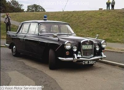 Wolseley Police Car Photos Vision Motor Services Ltd