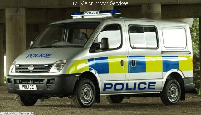 Ldv Police Van Photos Vision Motor Services Ltd