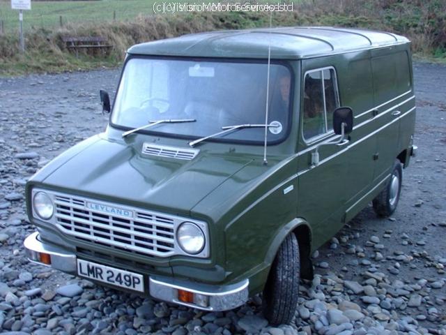BMC & British Leyland Truck & Van photos | Vision Motor Services Ltd