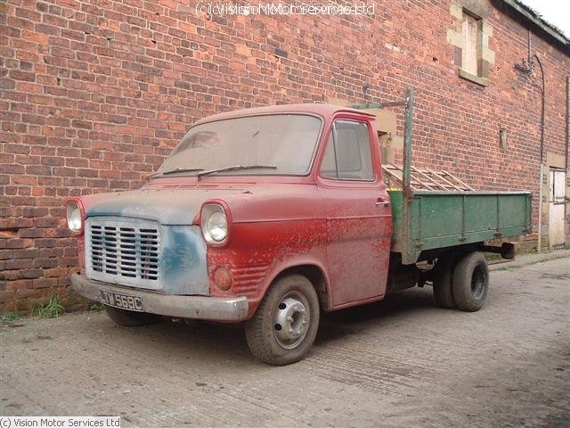 Ford Truck Van Photos Vision Motor Services Ltd
